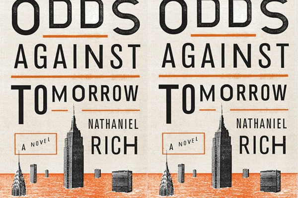 Odds Against Tomorrow novel