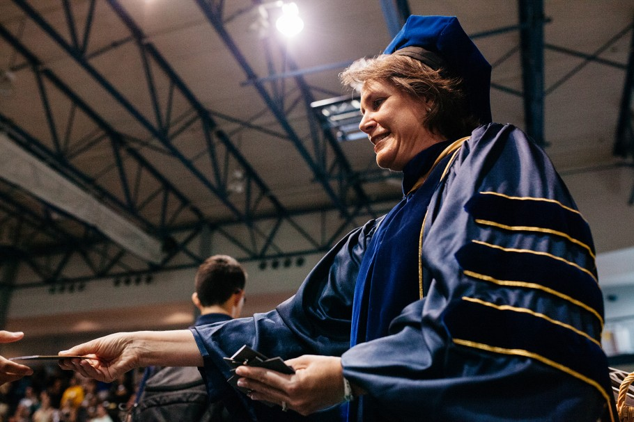 Faculty Dean - Alisa Gaunder