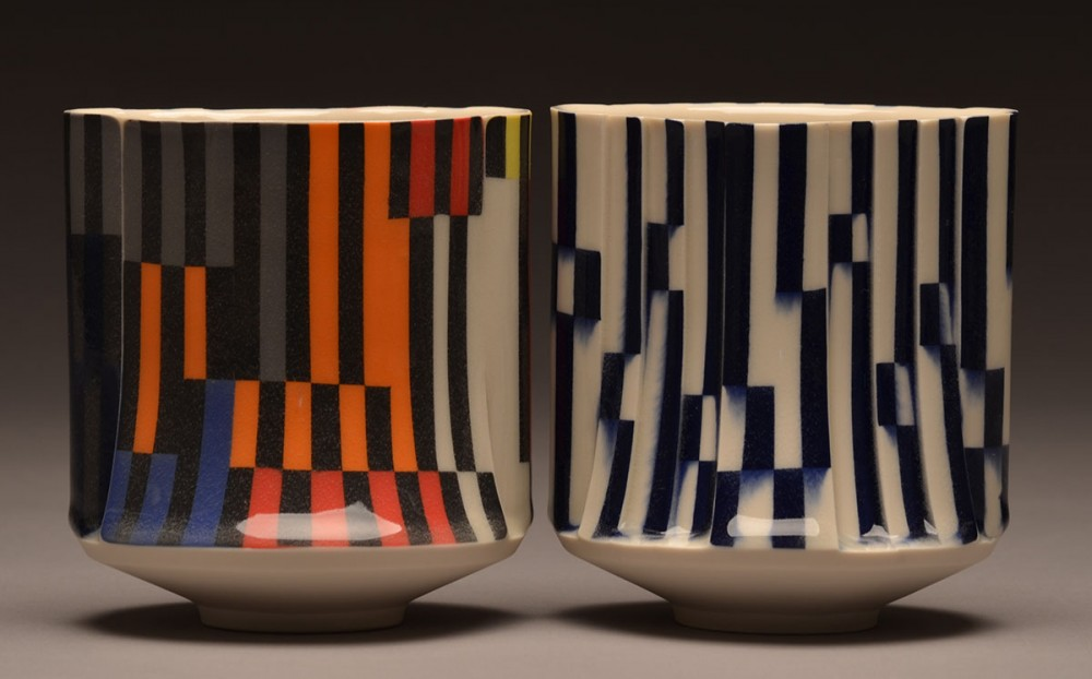 """Cup Set"" by Peter Pincus"