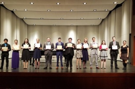 Sarofim Vocal Competition