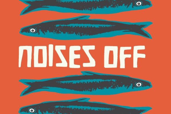 """Noises Off"" by Michael Frayn"