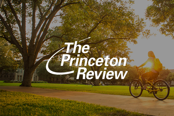 Southwestern Declared One of the Best 382 Colleges by Princeton Review