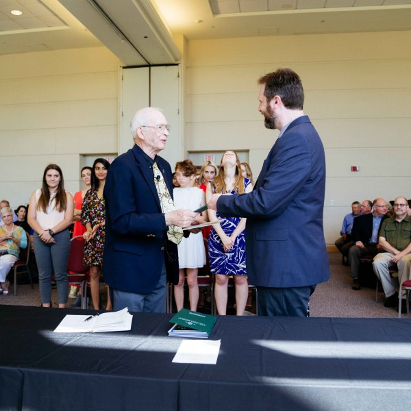Phi Beta Kappa Induction Ceremony 2018