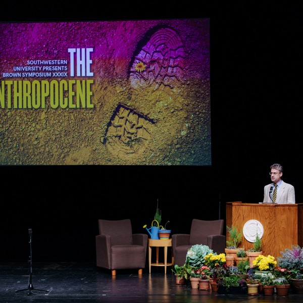 Brown Symposium XXXIX - The Anthropocene