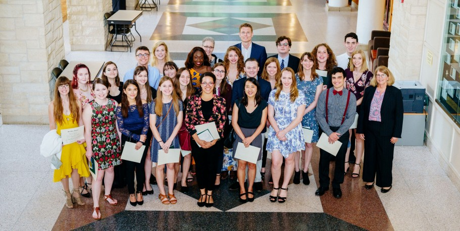 Phi Beta Kappa 2019 Inductees