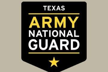 Texas Army National Guard Information Table