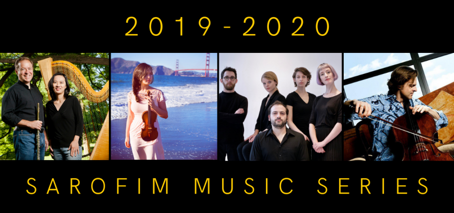 Sarofim Music Series 2019-20