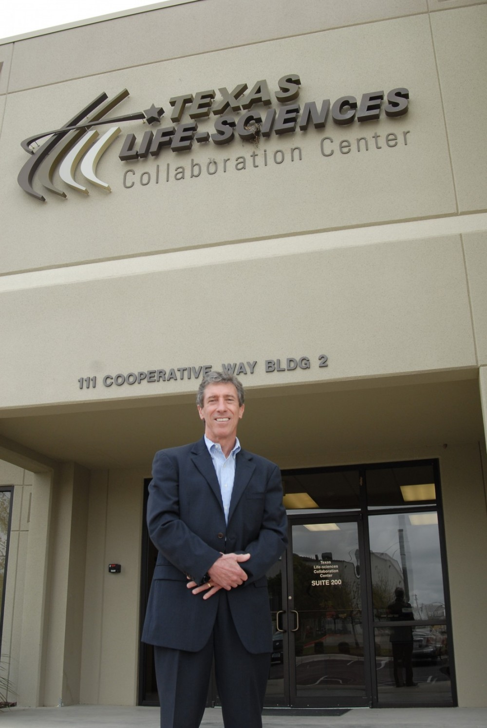 Southwestern graduate Michael Douglas has been named the new director of the Texas Life Sciences Collaboration Center.