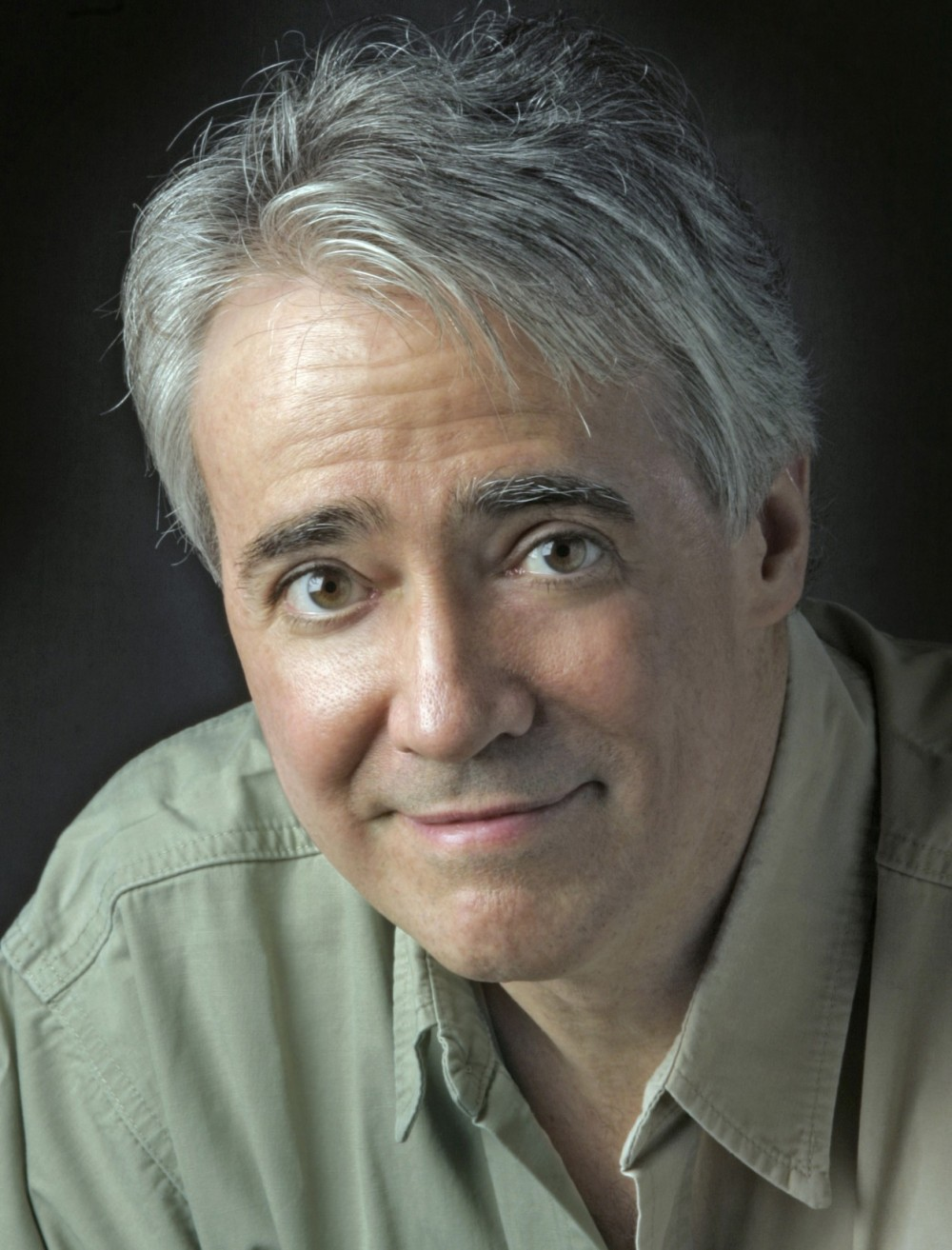 Scott Simon (Photo by Will O'Leary)