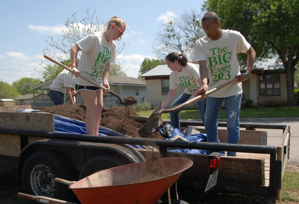 The Getsemani Community Center garden is one of the places where students will be volunteering March 22 as part of The Big...