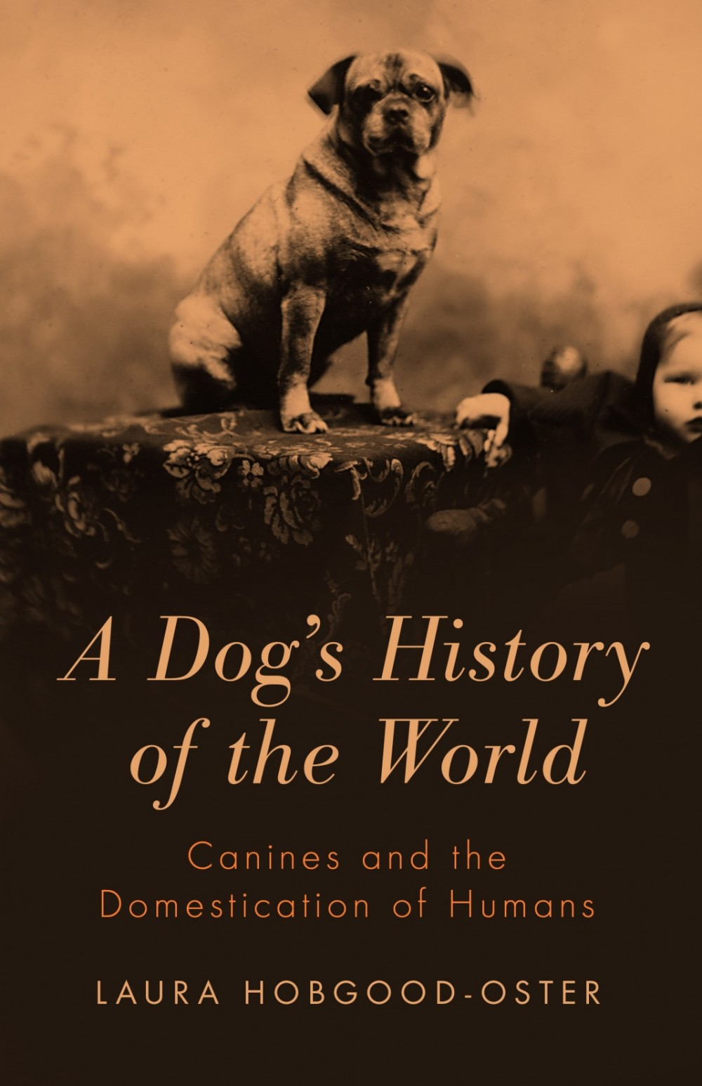A Dog's History of the World is Professor Laura Hobgood-Oster's third book.