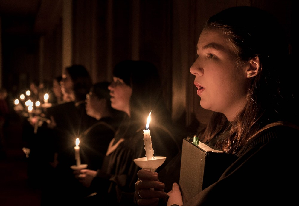 Southwestern University hosts its 103rd Candlelight Services Dec. 6.