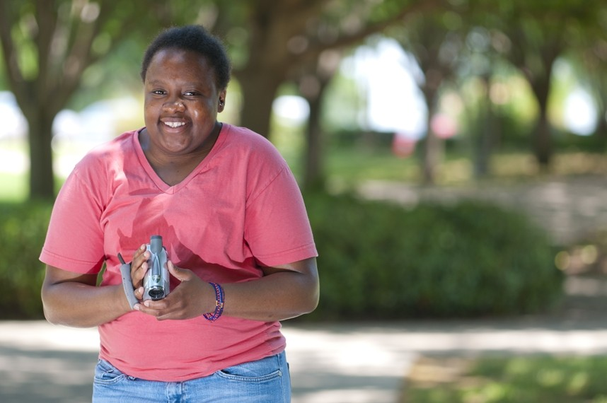 Kadi Magassa will be taking a video camera with her to Africa this summer to capture footage for AIDS education programs (...