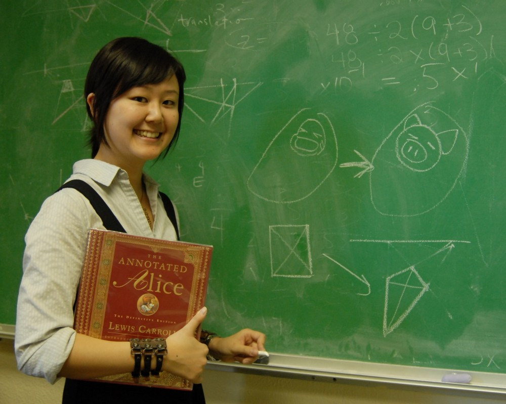 In a new course being offered to students in the London Semester program this fall, Math Professor Fumiko Futamura will be...
