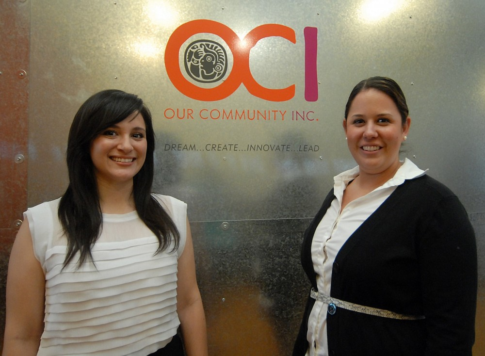 2007 graduate Olivia Travieso (left) and 2006 graduate Anita Fernandez are among the co-founders of a new ocmpany in San A...