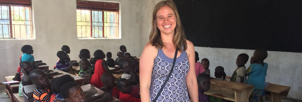 Shauna Davidson '08 helps build primary schools and empower children to overcome poverty in Nor...