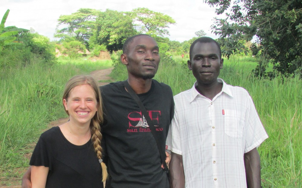 Davidson, Fred, and Okello Joe.