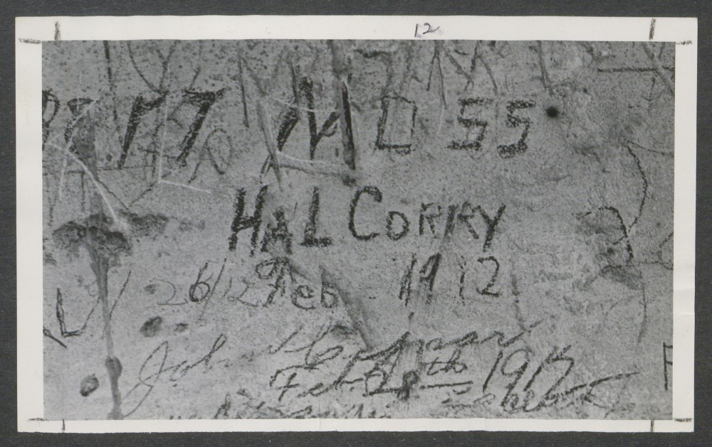 Cullen Tower Signing from 1912
