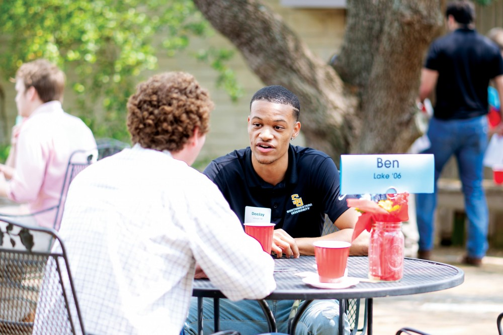 Each year, the Center for Career and Professional Development hosts a Career Connections BBQ allo...