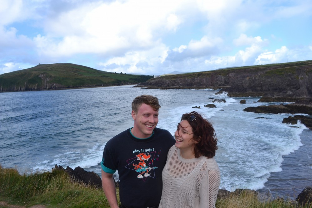 Murphy and McCrory in County Kerry, Corca Dhuibhne (Dingle Peninsula), Ireland