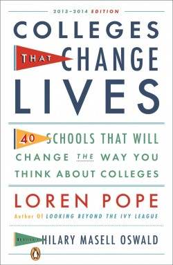"The new edition of Colleges That Changes Lives says ""It's a good and exciting time to be at Southwestern if you're l..."