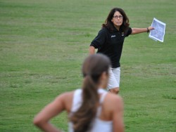 Several former student-athletes at Southwestern say they now apply what Francie Larrieu Smith taught them when working wit...