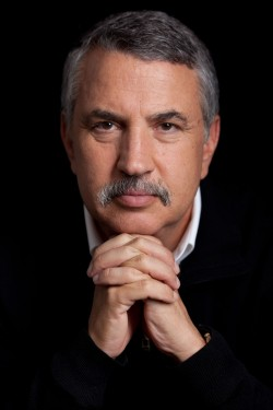 Thomas Friedman (Photo by Josh Haner, The New York Times)