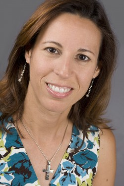 Maria Cuevas, one of ten faculty-student research project funding recipients
