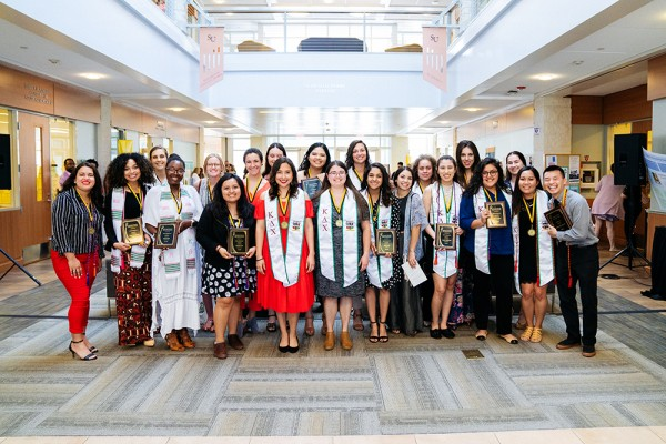 2018 Multicultural Recognition Ceremony