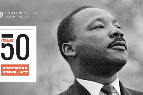 Southwestern Honors Dr. Martin Luther King Jr.'s Life and Legacy