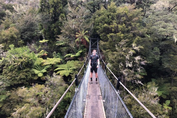 Alec McClure '20 | New Zealand Study Abroad Experience