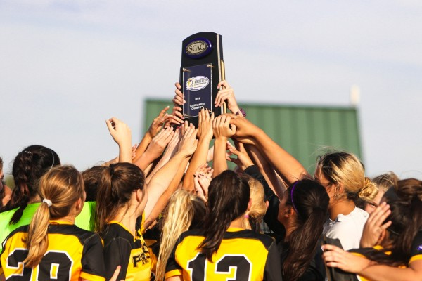 Women's Soccer SCAC Champions