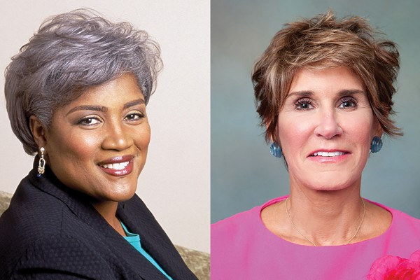 2019 Shilling Lecture Speakers: Donna Brazile and Mary Matalin