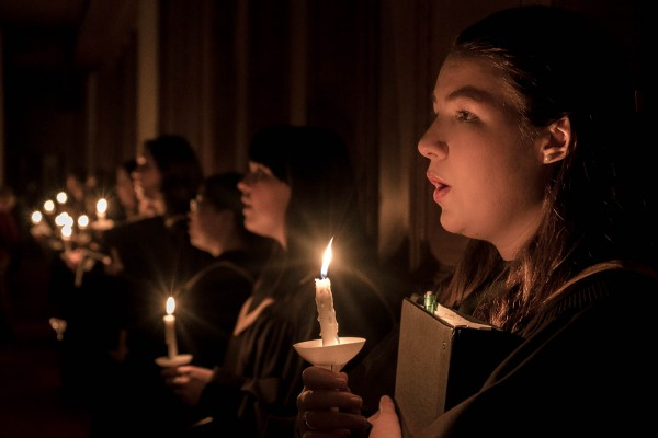 Southwestern University hosts its 104th Candlelight Services Dec. 5.