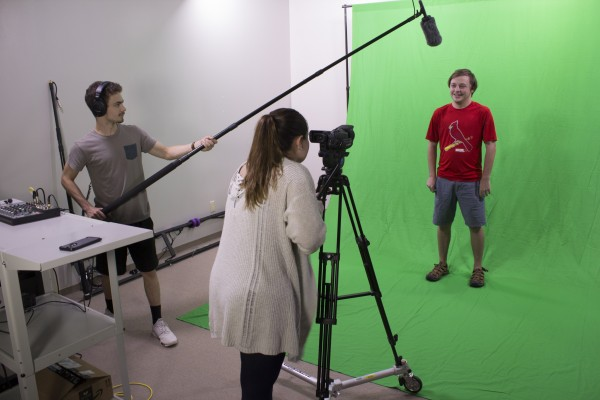 SU Makerspace Studios - Video Studio