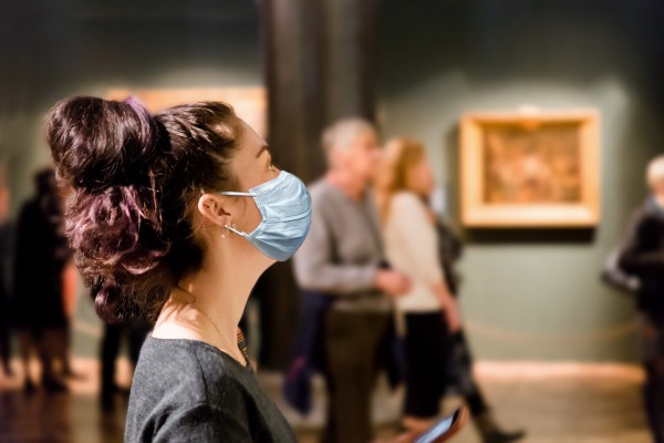 Art and the pandemic