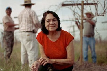 Southwestern Welcomes Civil Rights Legend Dolores Huerta to Campus January 18