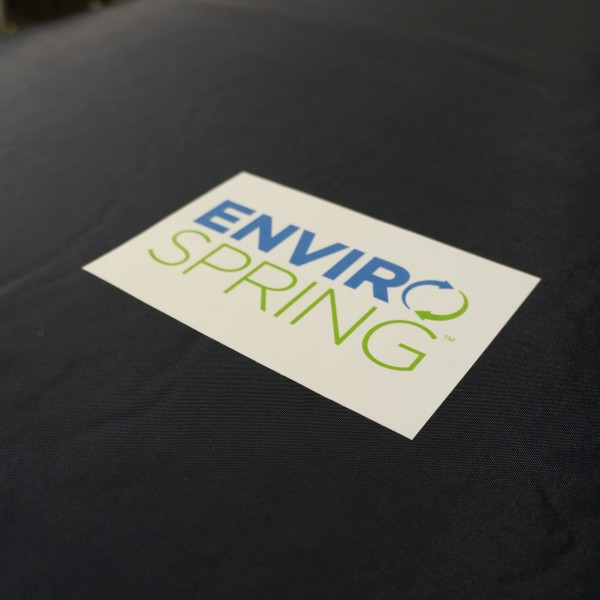 Southwestern also partnered with Lippert Components to equip the rooms in Brown and Moody–Shearn with EnviroSpring Mattresses, which are made from 100% recyclable materials and are also manufactured using zero-waste practices.