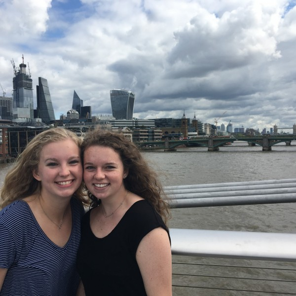 When Lizzie Barry '21 arrived at Southwestern, she already had at least one major goal on her agenda: to study abroad.