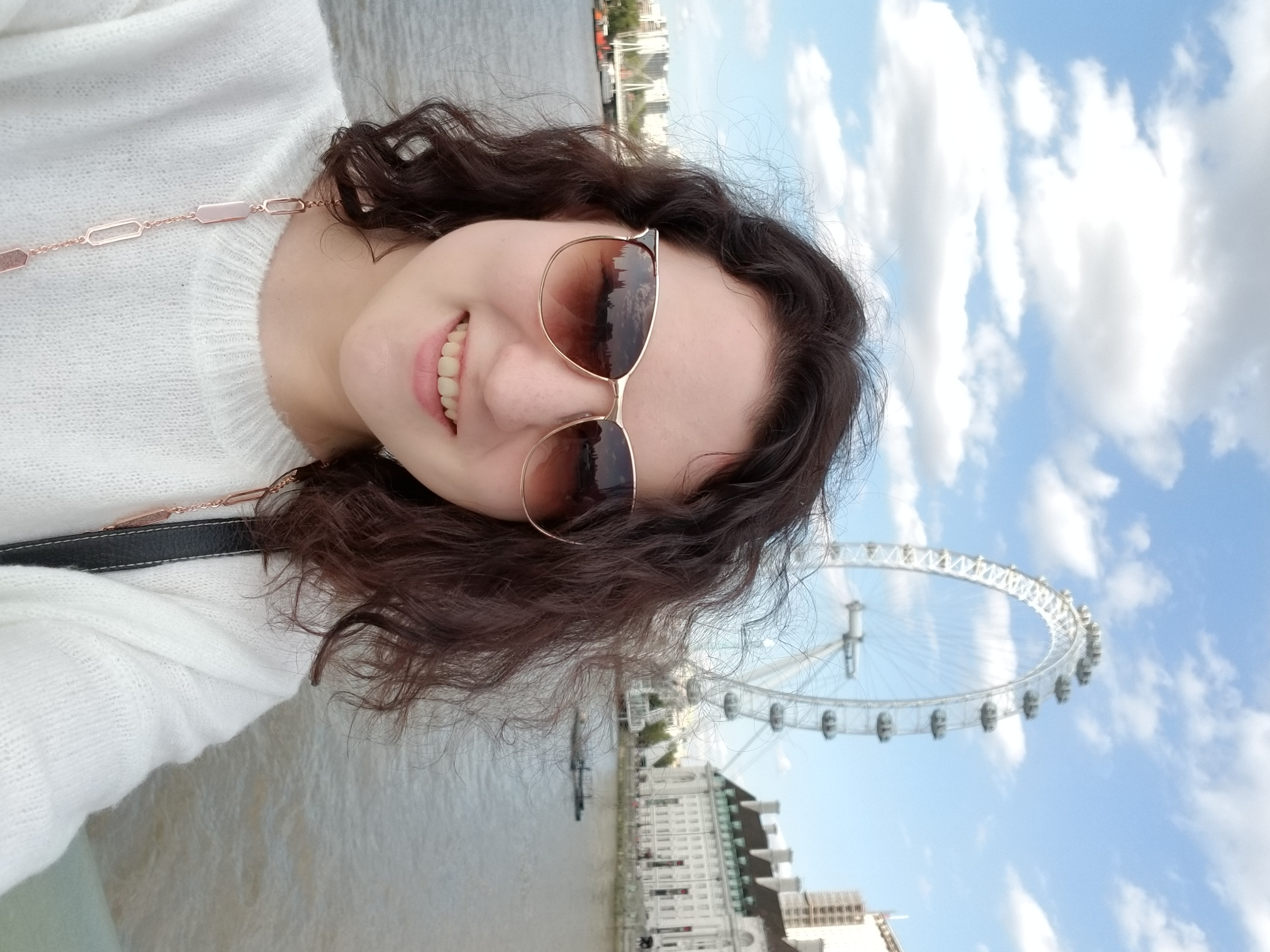 Anna Krolikowski '20 studied abroad in London during the fall of her sophomore year.
