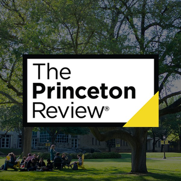 Southwestern University is one of the nation's 413 most environmentally responsible colleges, according to The Princeton Review.