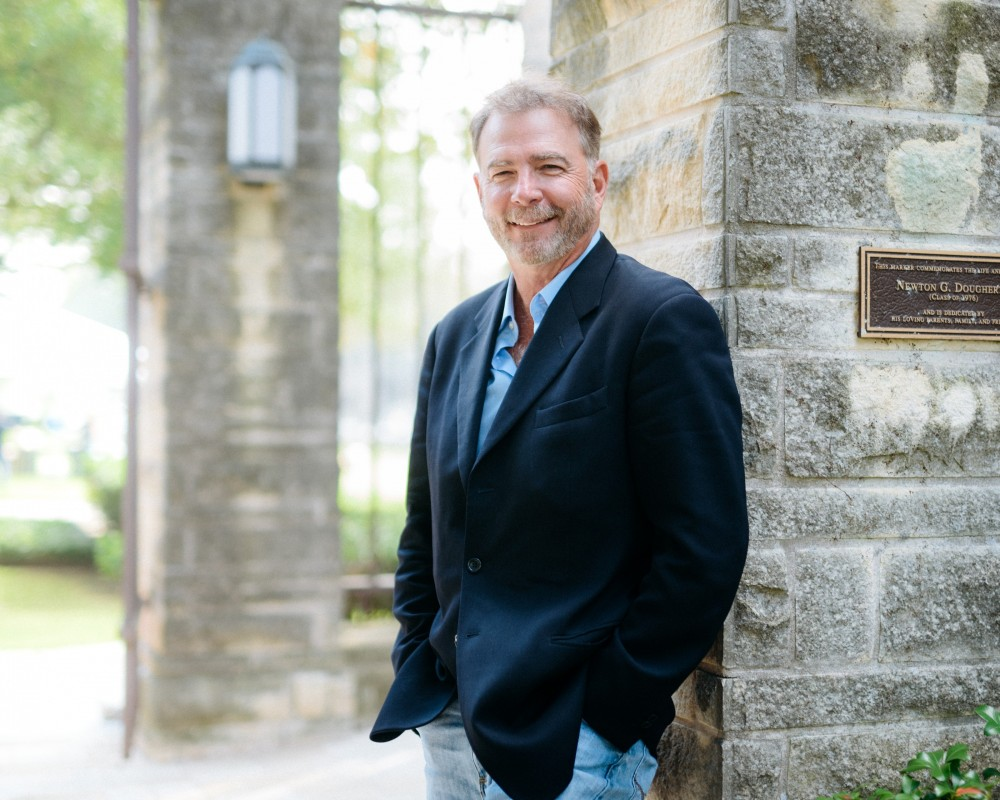 Bill Engvall '79, recipient of Distinguished Professional Award