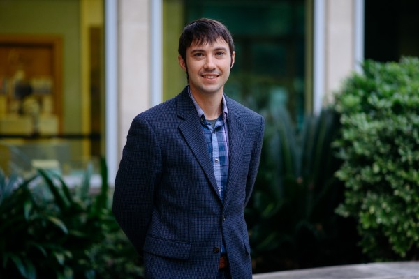 Stephen Foster '09, Distinguished Young Alumnus