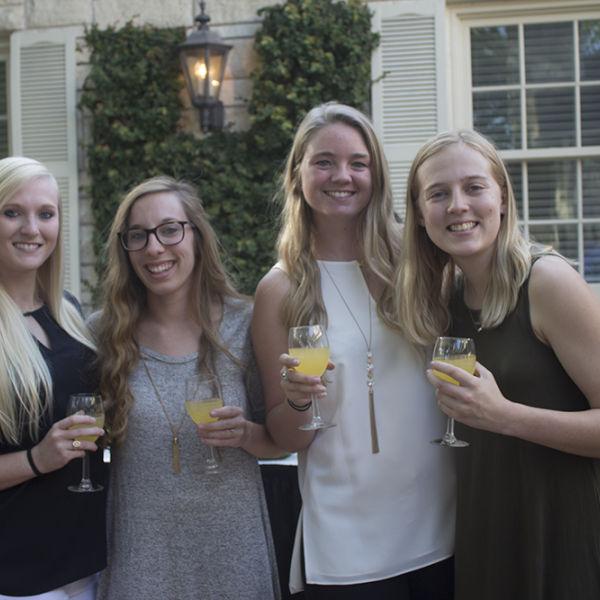 2018 Tower Society Reception