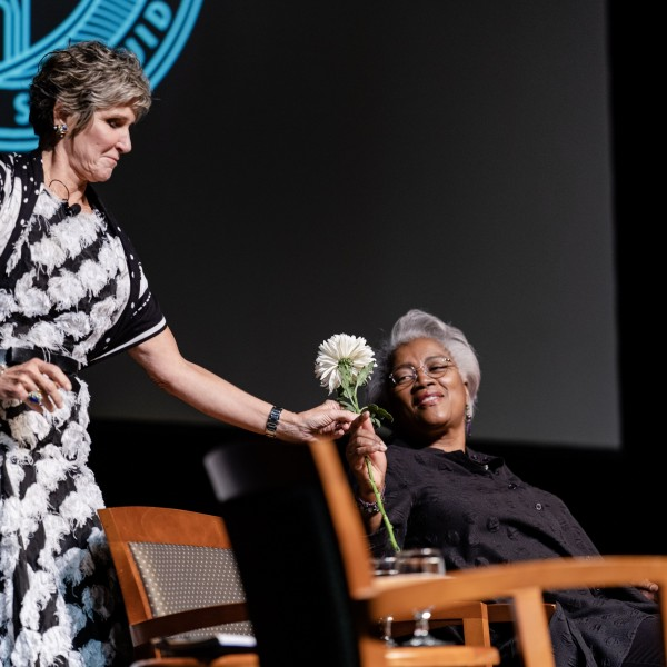 2019 Roy and Margaret Shilling Lecture: A Moderated Discussion with Donna Brazile and Mary Matalin