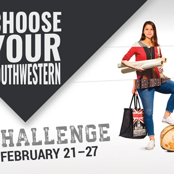 Choose Your Southwestern Challenge
