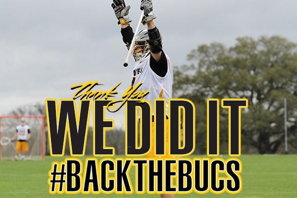 Back the Bucs: A Strong Win for Athletics