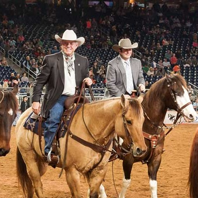 Jack Lyons '75, Houston Livestock Show and Rodeo