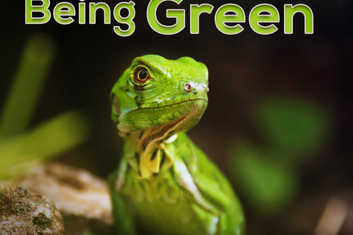 "Film Screening and Director Talk: ""It Ain't Easy Being Green"""