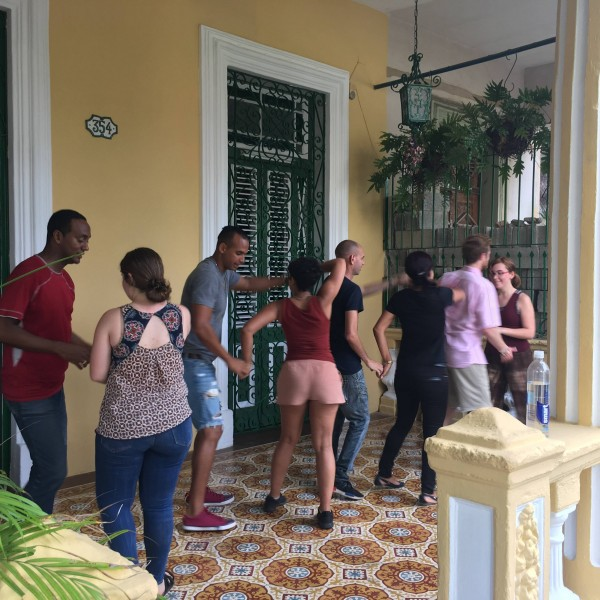 3rd Place in The Global Classroom: Mackenzie Spence, API Havana, Cuba Summer 2018